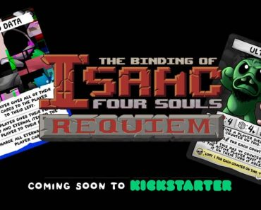 The Binding of Isaac: Four Souls: Requiem Expansion Announced
