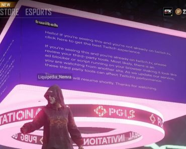 Twitch Purple Screen of Death Reportedly Ruining Game Embeds