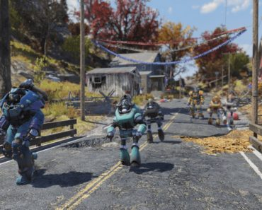 Fallout 76's Fasnacht Day parades have begun