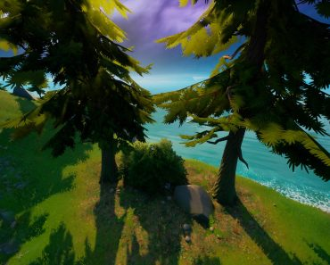 Where are the hidden bunkers in Fortnite?