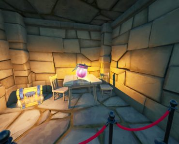 Fortnite Challenge Guide: Collect Grimbles' Love Potion from Fort Crumpet, Coral Cove, or Stealthy Stronghold