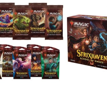Wizards of the Coast Gives Us Our First Look At Strixhaven